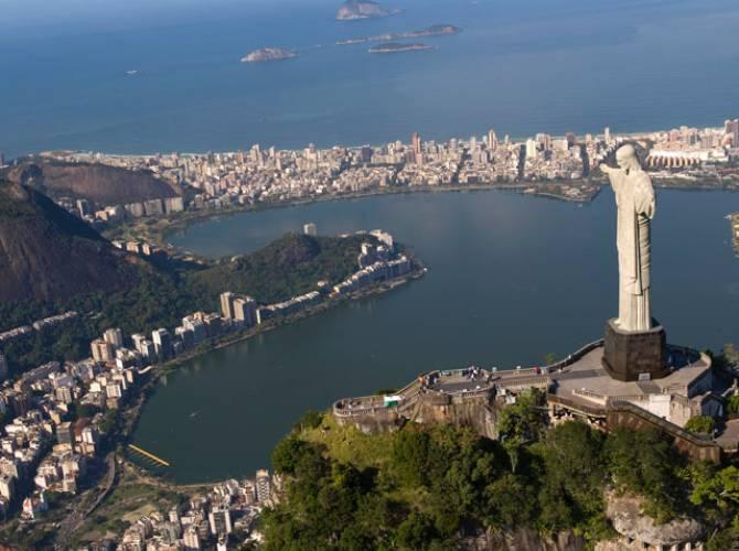Rio de Janeiro: praia, Cristo Redentor, Pão de Açúcar e mais