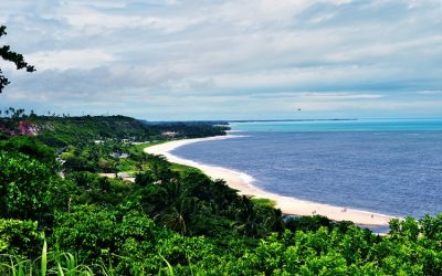 Roteiro de praia em Porto Seguro, litoral sul da Bahia