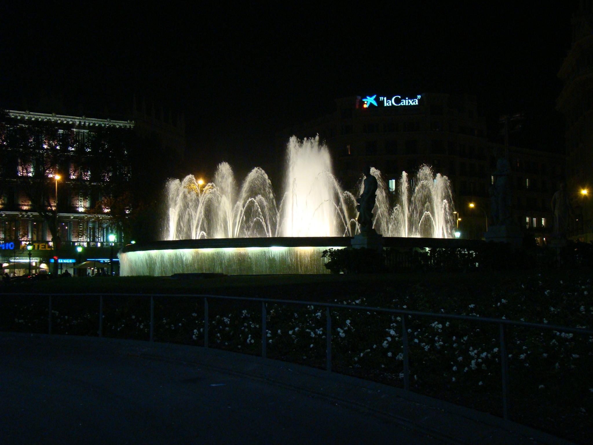 plaça catalunha