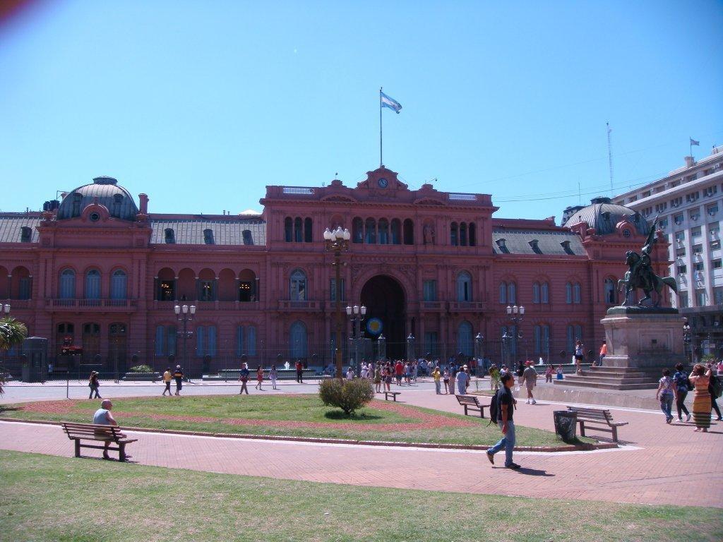 Buenos Aires: visite a Casa Rosada de graça