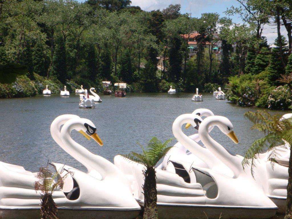 Mini Mundo, Lago Negro e Aldeia do Papai Noel são atrações de Gramado