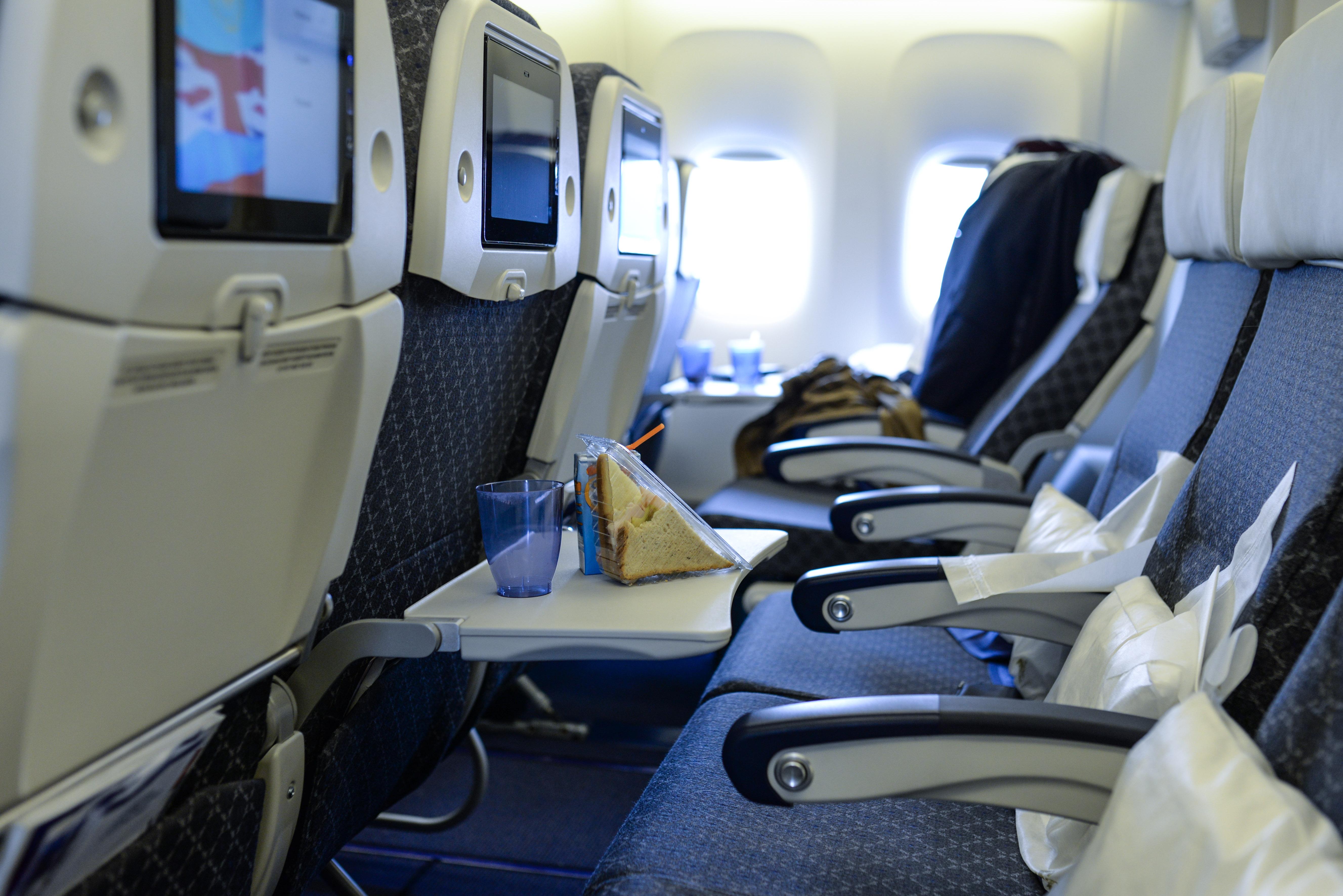 Site dá dicas para escolher o melhor assento no avião (Foto: SXC)