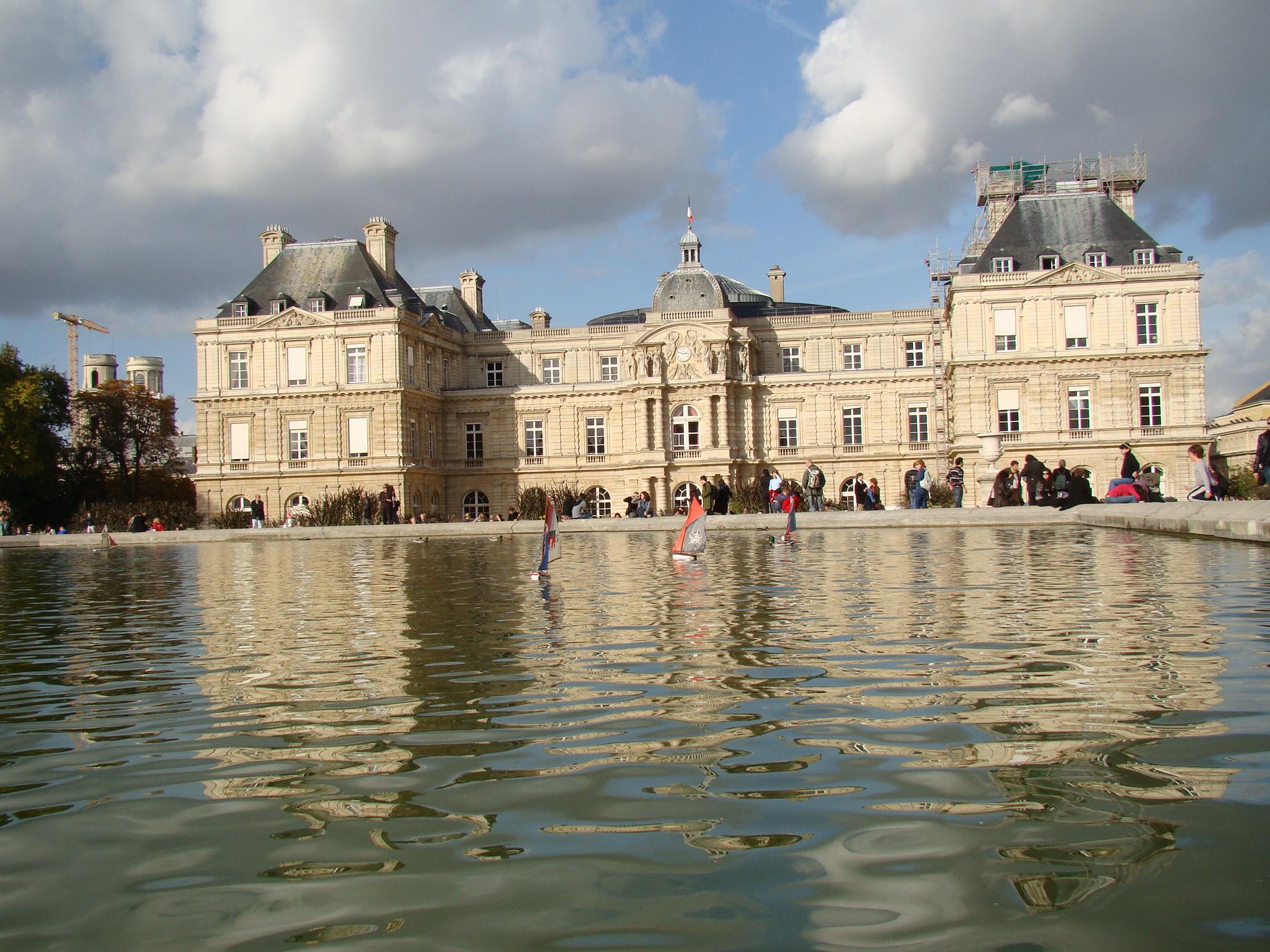 Roteiro de Paris: dia 5 – Pompidou, Jardin du Luxembourg e Galerie Lafayette