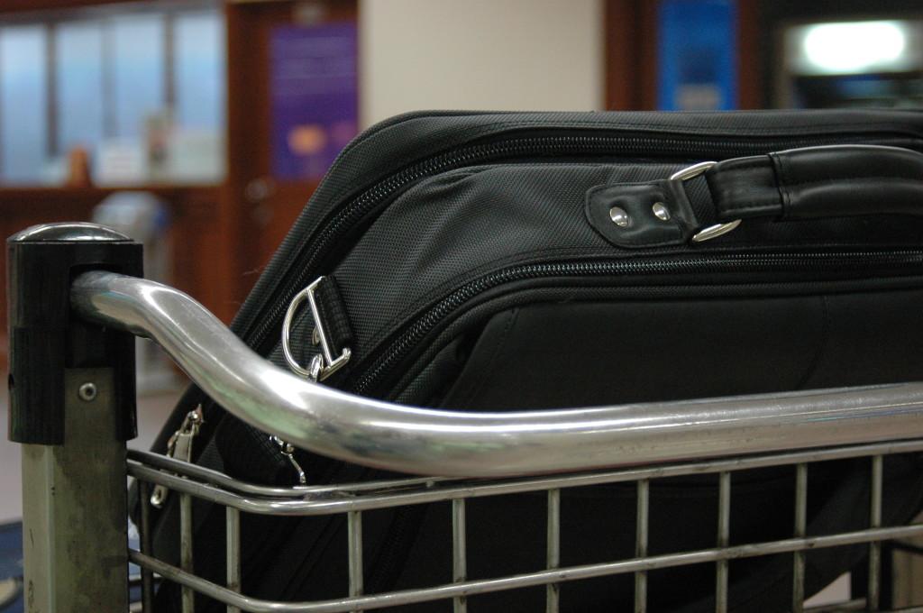 bagagem de mao