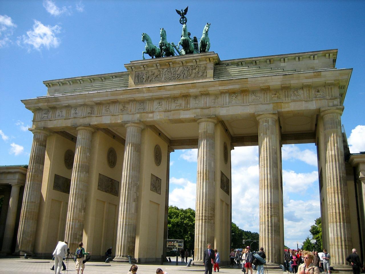 Roteiro de Berlim: dia 1 – Portão de Brandemburgo, Parlamento e muito mais