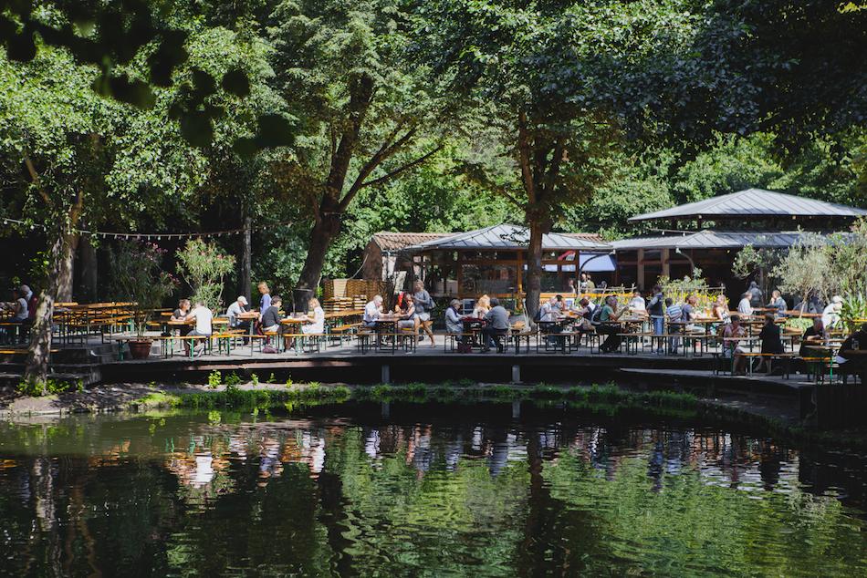 Roteiro de Berlim: dia 2 – Tiergarten, castelo e mais
