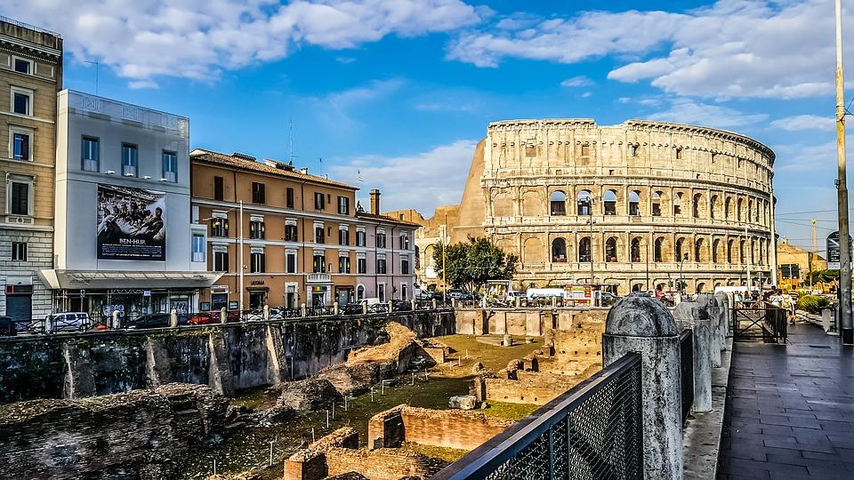 Roteiro Roma – dia 1: Coliseu, Fórum Romano, Palatino e mais