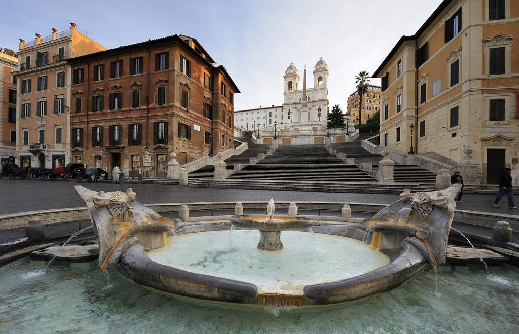 Roteiro Roma – dia 3: Piazza di Spagna, Galleria Borghese e mais
