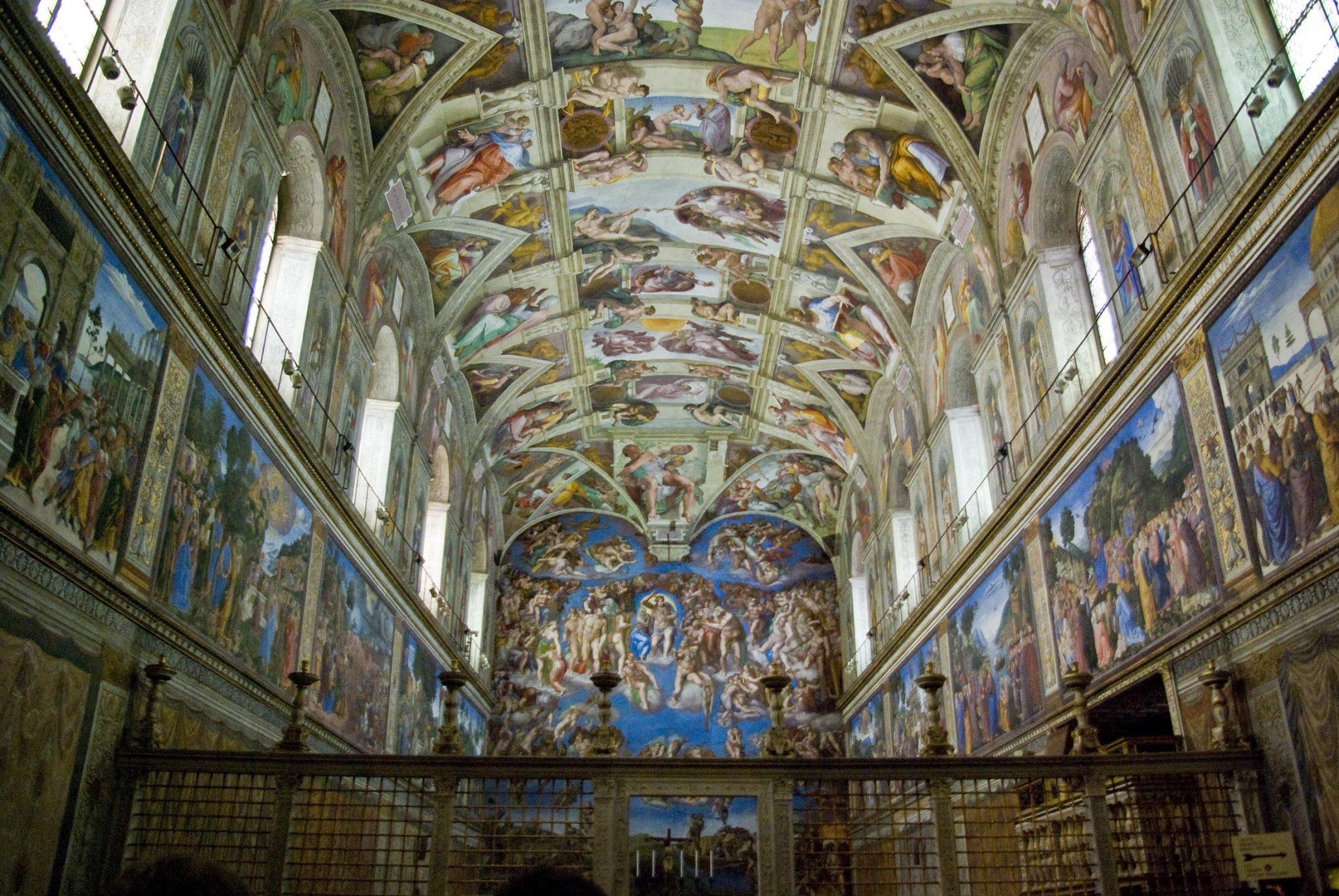 Vaticano: planeje sua visita à Capela Sistina