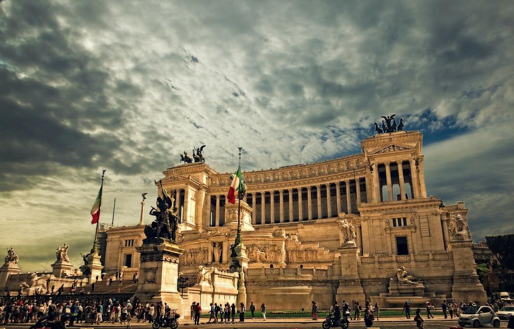 vittorio emanuele roma