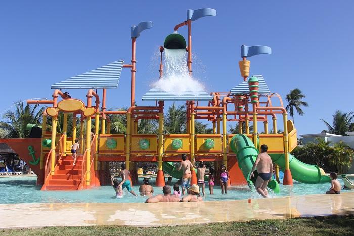 piscina do iberostar para crianças