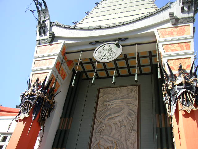 Grauman's Chinese Theatre los angeles