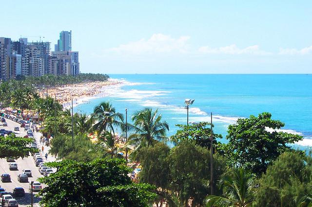Praia de Boa Viagem e outras atrações bacanas em Recife