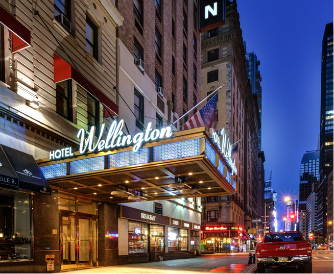 hotel wellington_nova york