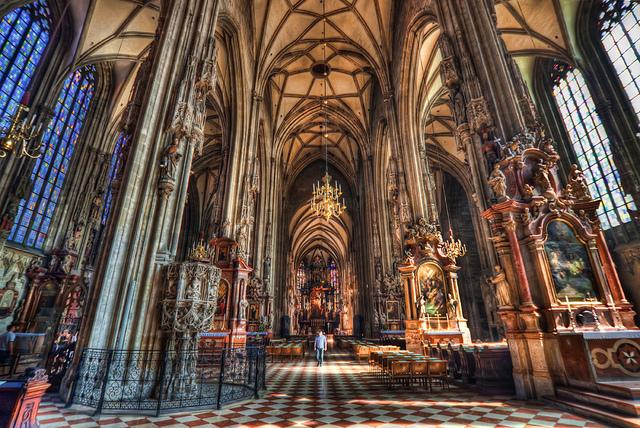 Dia 1 – Roteiro de Viena: Stephansdom, Hofburg e mais