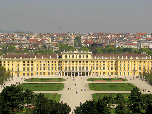 Dia 3 – Roteiro de Viena: MuseumsQuartier, Palácio Schönbrunn e mais