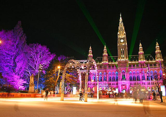 Dia 4 – Roteiro de Viena: Rathaus, Parliament e mais