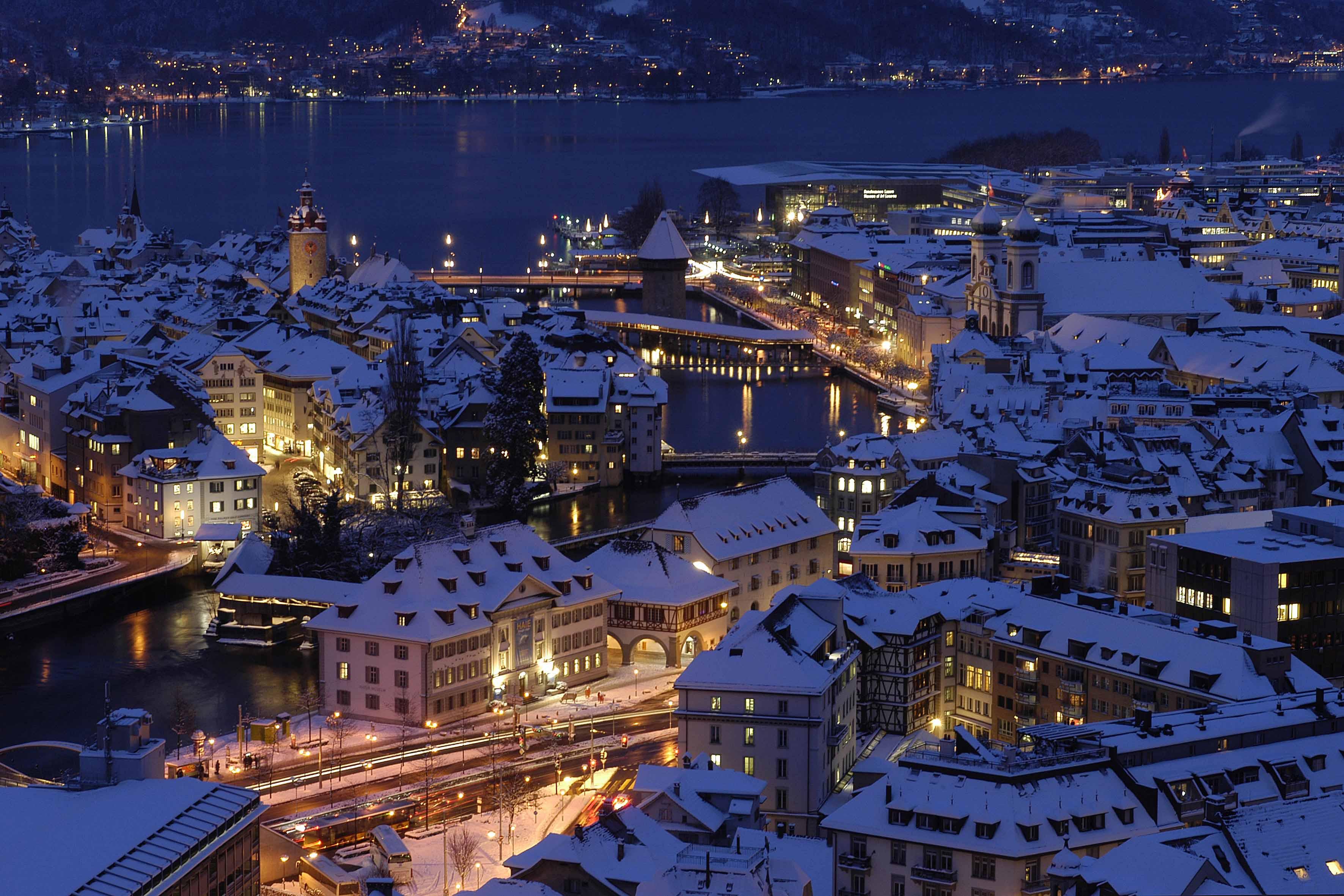 7 atrações imperdíveis em Lucerna, na Suíça