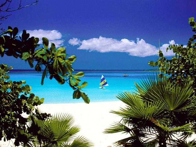Caribe: Anguilla conquista pelas praias paradisíacas e pela tranquilidade