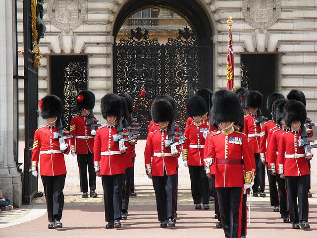 Roteiro de Londres: dia 3 – Palácio de Buckingham, Hyde Park e mais