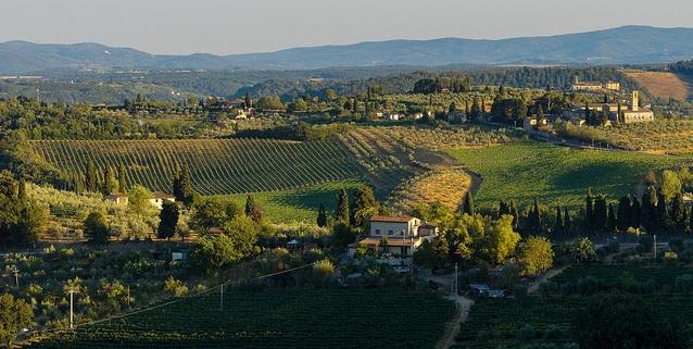 Tour por 4 cidades da Toscana, na Itália