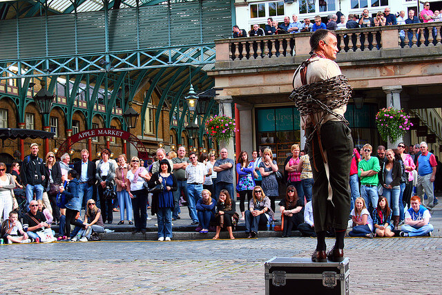 londres covent garden