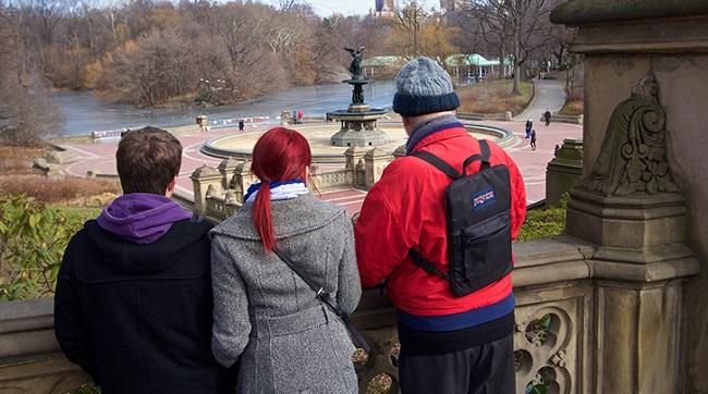 City tour gratuito pelos pontos turísticos de Nova York