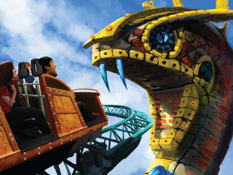Vem aí nova montanha-russa no Busch Gardens