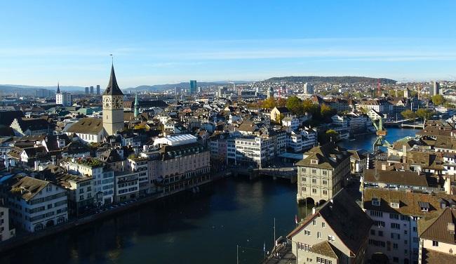 5 motivos para viajar para Zurique, na Suíça