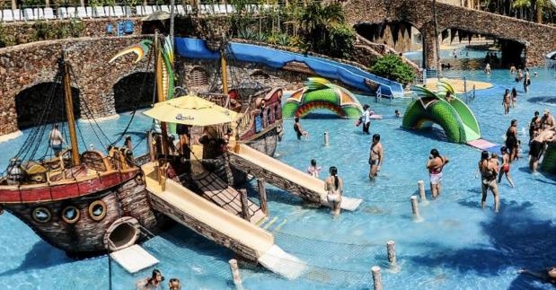 Parque aquático de Beach Park tem nova atração