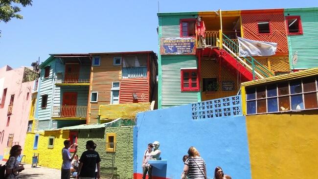 Buenos Aires: explorando Caminito