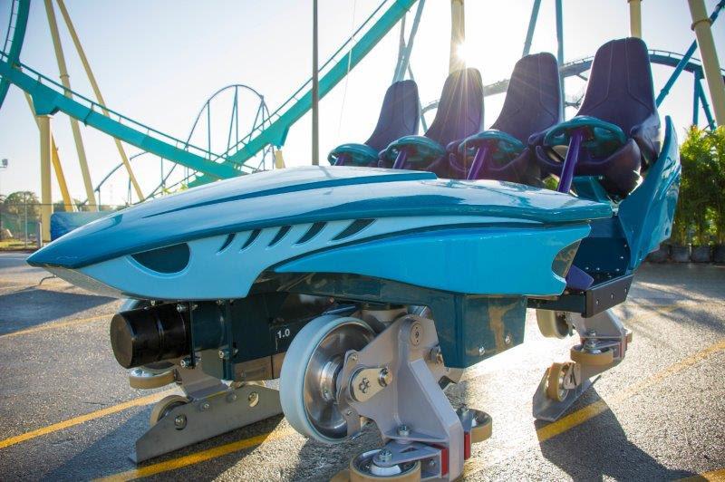 SeaWorld  inaugura montanha-russa Mako, a mais rápida de Orlando