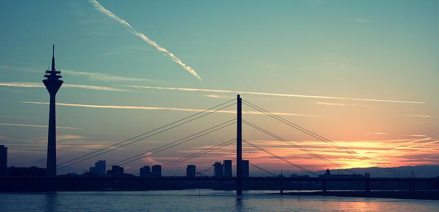 Passeios bacanas em Dusseldorf, na Alemanha