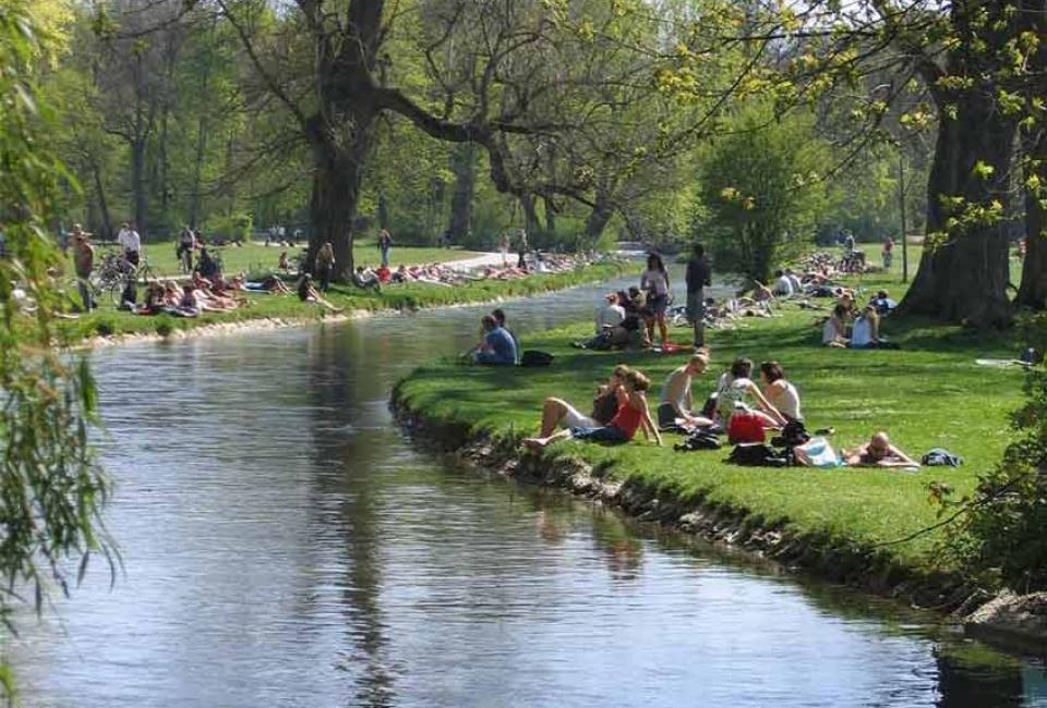 Dicas de Munique | Roteiro dia 3: Englischer Garten, Residenz e mais