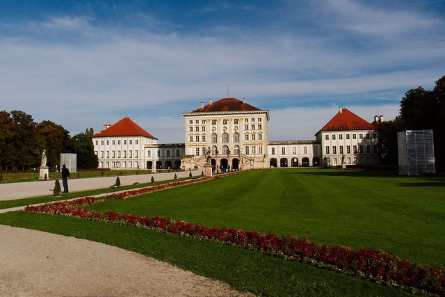 Munique e o palácio de Nymphenburg