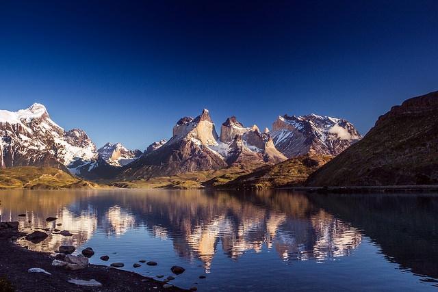 Conheça o Parque Nacional Torres del Paine, no Chile