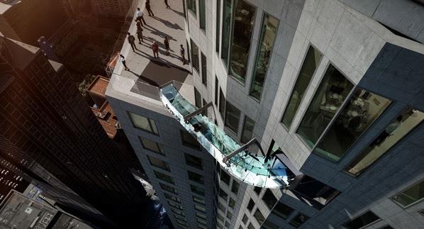 Novo ponto turístico no prédio mais alto de Los Angeles