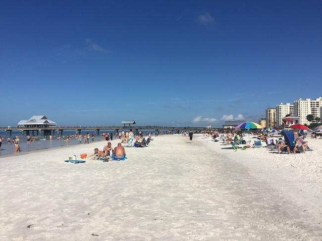 Conheça Clearwater Beach, praia perto de Orlando