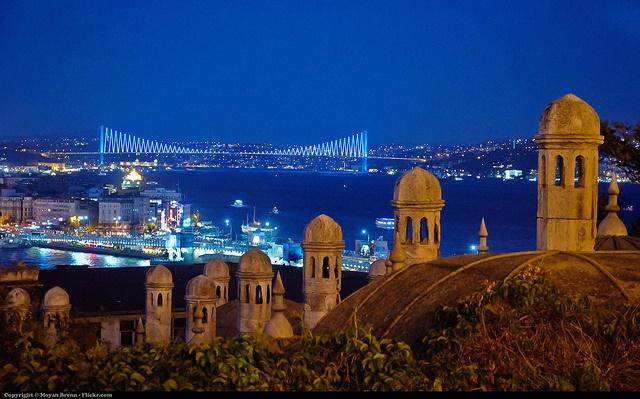 istambul-bosforo