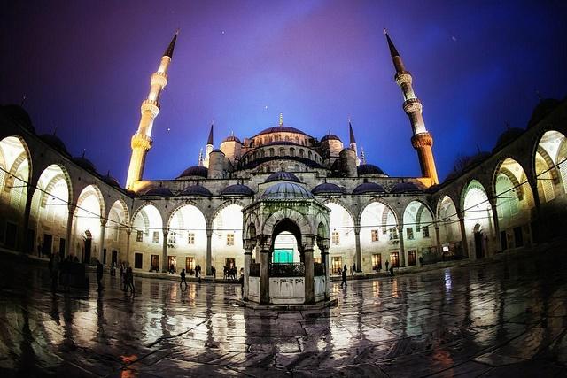 Roteiro Istambul dia 1: Mesquita Azul, Aya Sofia e mais