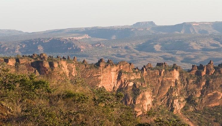 Conheça os atrativos do Parque Nacional da Chapada dos Guimarães