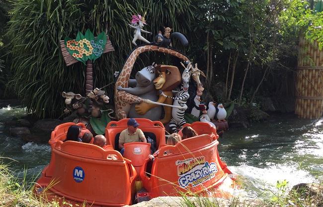 Parque Beto Carrero: boa opção para ir com crianças