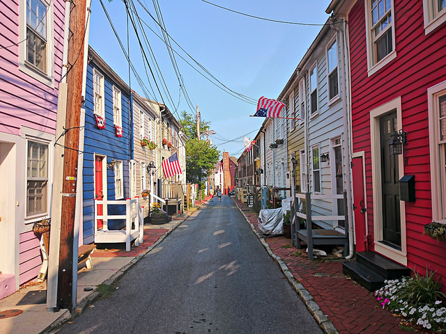 maryland-Pinkney Street-annapolis