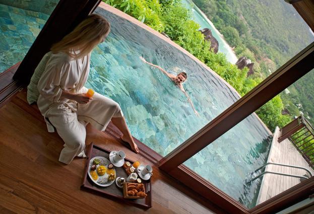 ilhas seychelles hotel