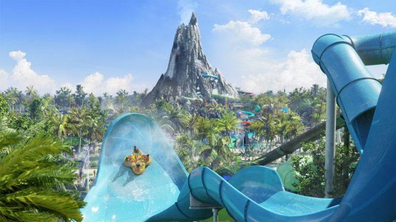 Volcano Bay: novo parque aquático da Universal, em Orlando
