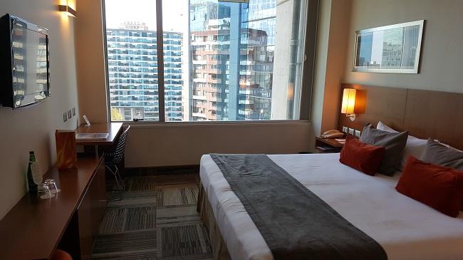Dica de hotel em Santiago: testado e aprovado