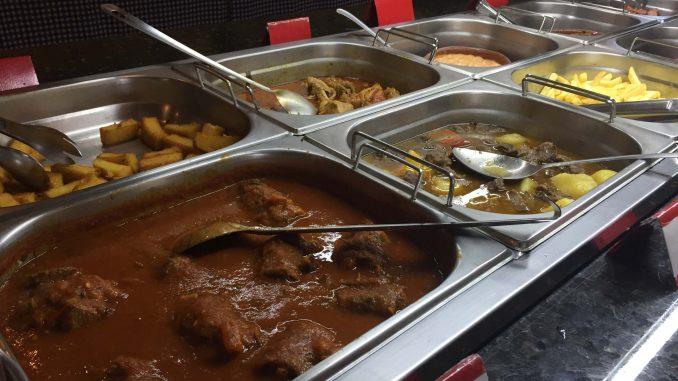 fazenda angolana restaurante