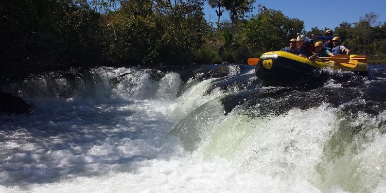 jalapao rafting