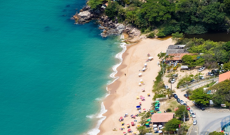 praia Taquaras