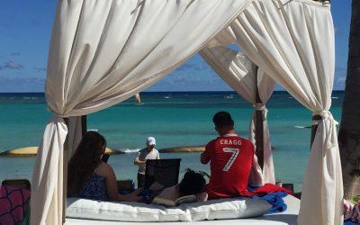 Ocean Blue & Sand: nossa estadia no hotel all inclusive em Punta Cana